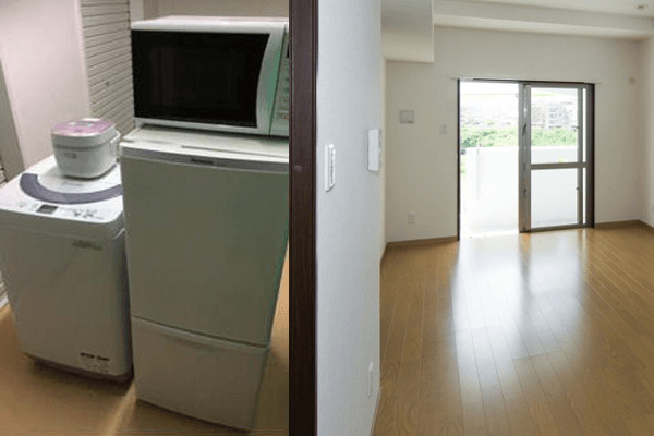 冷蔵庫・洗濯機・電子レンジ・炊飯器買取