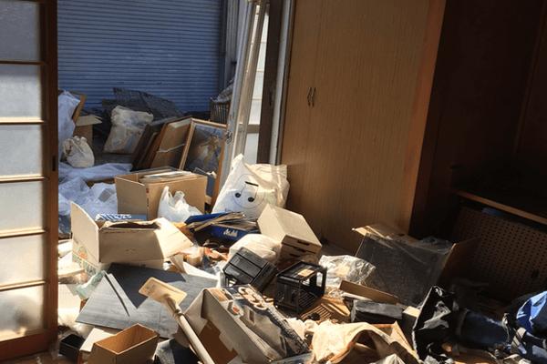 大阪でゴミ屋敷・汚部屋・丸ごと片付けならSOK