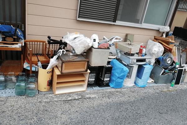 家財・生活家電・日用品などの不用品回収