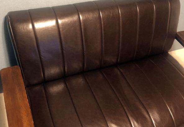 堺市北区でニトリの二人掛けソファを処分