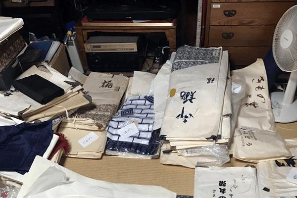 着物処分や骨董品など古いお品・古道具の処分ならSOKにお任せ下さい