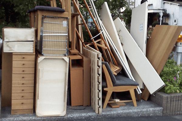 大阪で残置物撤去・大型家電・家具撤去ならSOK