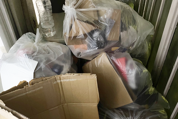 賃貸物件の残置物回収・粗大ごみ回収